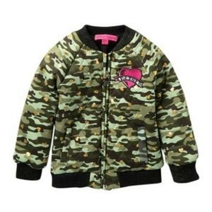 Betsey Johnson Girl jacket